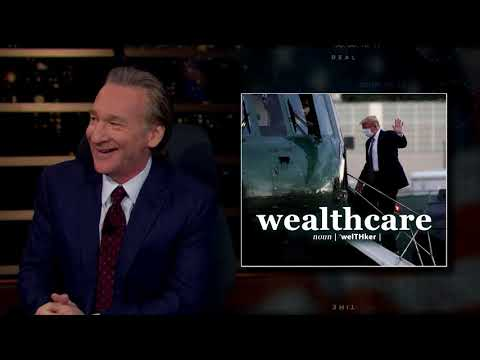 New Words for 2020 | Real Time with Bill Maher (HBO)