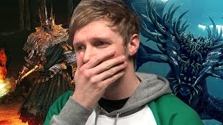 Can You Guess the Dark Souls Boss from the Frustrated Reaction?