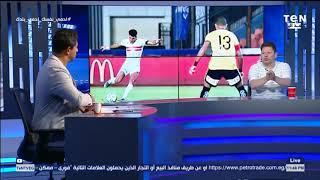 رضا عبد العال: مباراة الزمالك والانتاج عبارة عن عك كروي