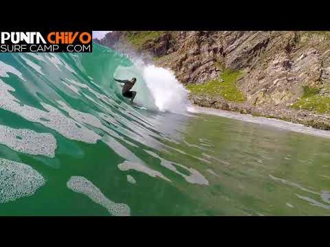 Punta Escondida, Salina Cruz, Mexico - What a Wave!!!!!!!!!