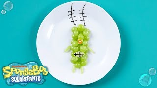 Kendi Yemeğini Yarat: Plankton   Mutfak | SpongeBob Sırları