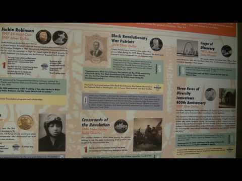"""Museum of American Finance Opens New Exhibit: """"For the Love of Money: Blacks on US Currency"""""""