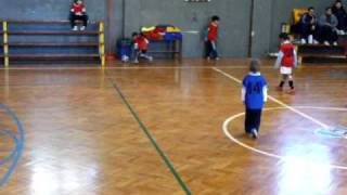 Escuelita 26.07.09 Gol de Matias Cat.00 Club Atletico Palermo