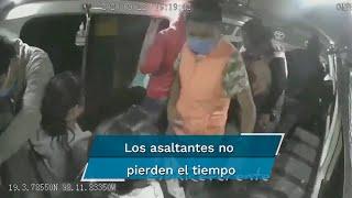 La delincuencia en México ya no conoce de límites
