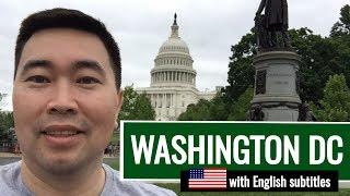 1 day ЗНАКОМСТВО С АМЕРИКОЙ Вашингтон США Washington DC USA / Танирберген Бердонгар Казахстан Астана