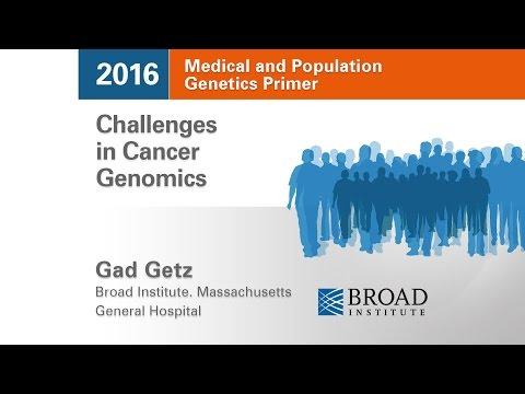 MPG Primer: Challenges in Cancer Genomics (2015)