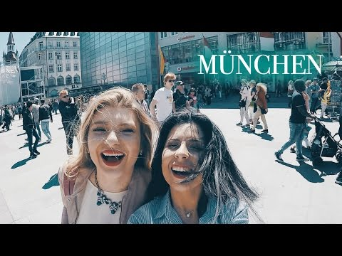 My life in MUNICH 🇩🇪 |  GERMANY sunny weekend  |  Walking around München