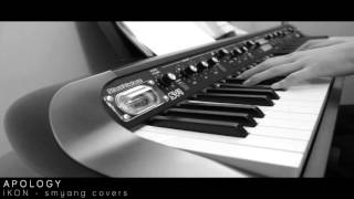 Video iKON - 지못미 (APOLOGY) - Piano Cover download MP3, 3GP, MP4, WEBM, AVI, FLV Agustus 2018
