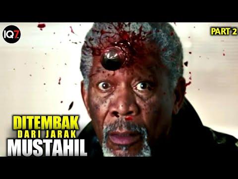 Download CARA MEMBELOKAN PELURU •part 2• Alur Cerita Film - WANTED (2008)