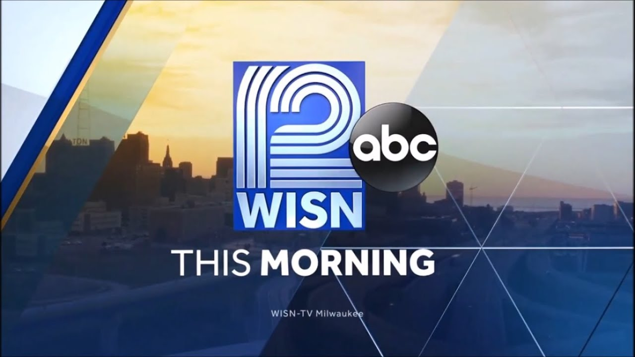 WISN 12 News This Morning Open April 6, 2018