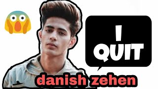 Danish zehen is quitting youtube | everything | danish zehen | danish zehen vlog
