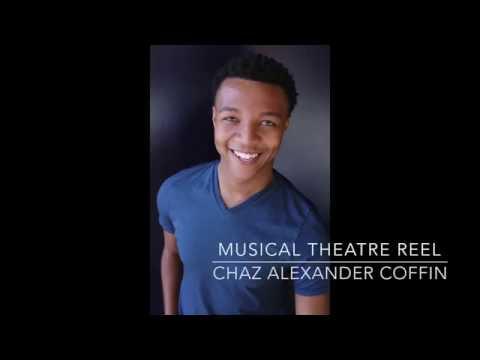 Chaz Alexander Coffin - Musical Theatre Performance Reel