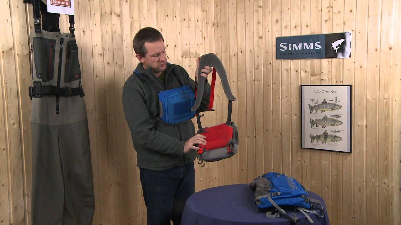 764df3f70097 Simms Waypoints Chest Pack Deutsch - YouTube