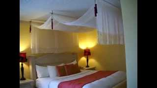 Jacuzzi Suite With Canopy Bed At Baymont!