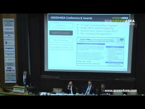 2016 GREEN4SEA Forum - Apostolos Belokas