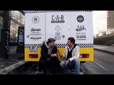 Foodtrucks à Paris - La première parade