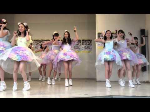 ふわふわ「フワフワSugar Love」(遠藤みゆカメラ) 16/4/1 池袋東武