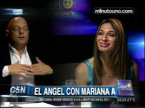 C5N - EL ANGEL DE LA MEDIANOCHE CON MARIANA A