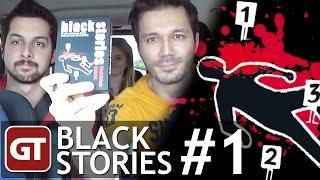 Thumbnail für Black Stories #1 - Special: Wir klären echte Morde auf.