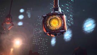 Стрим Portal Stories Mel, отличного мода для Portal 2