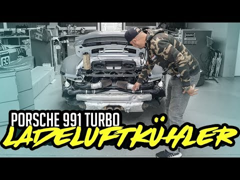 JP Performance - Porsche 991 Turbo Ladeluftkühler!