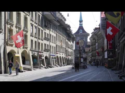 Suisse Berne Centre historique / Switzerland Bern Historic Center
