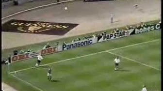 England v Germany 11th SEP 1991