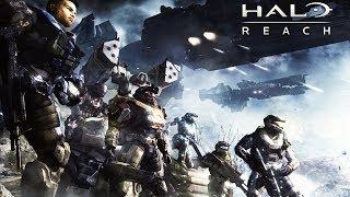 HALO REACH All Cutscenes (XBOX ONE X) Game Movie 1080p HD