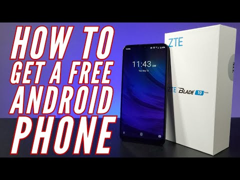How I Got A Free Android Phone And How You Can Get One Too