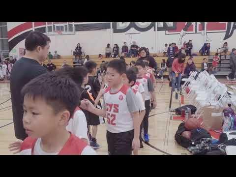 San Mateo JYO Ryusei Athletics 29th Annual Instructional Jamboree- JYO 2nd Boy Thunderbolts