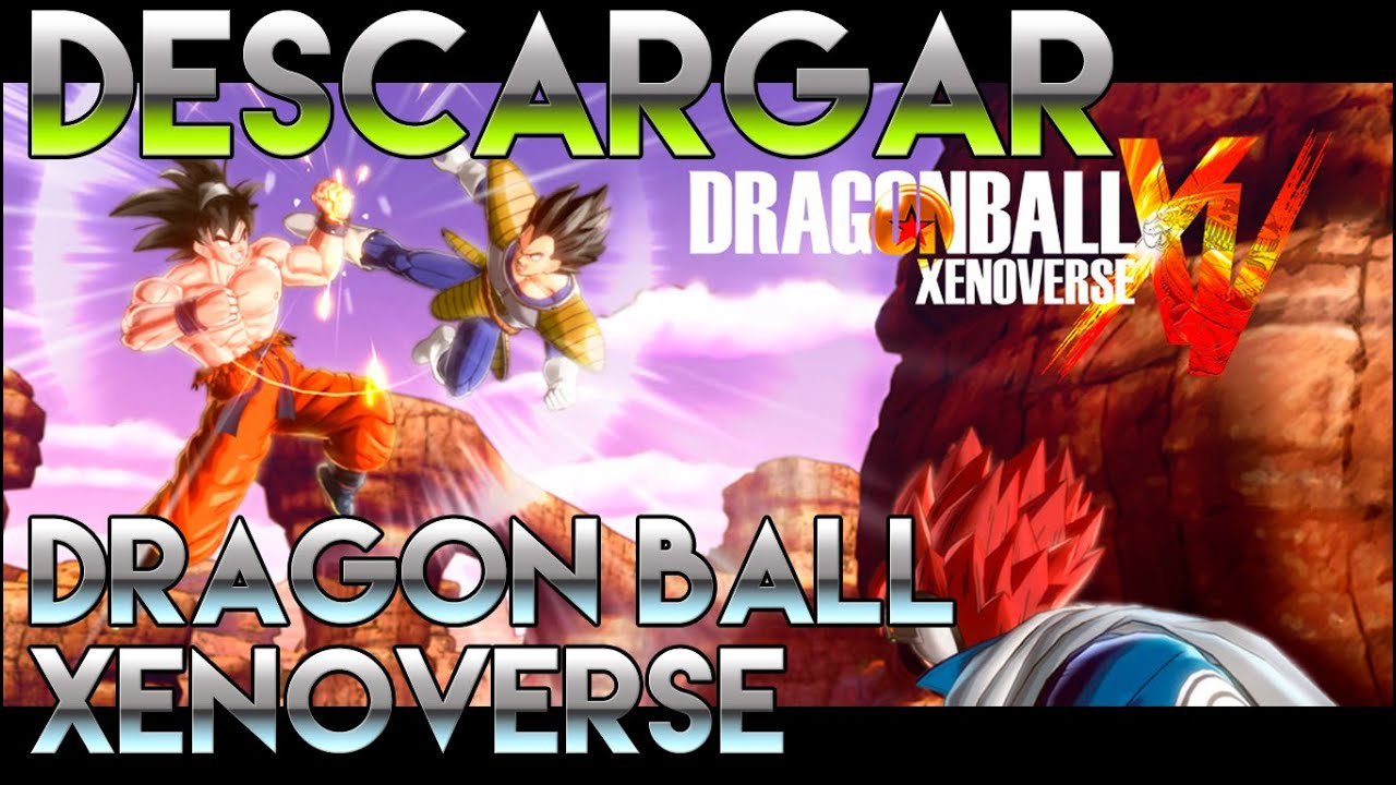 Dragon Ball Xenoverse | alexdronz