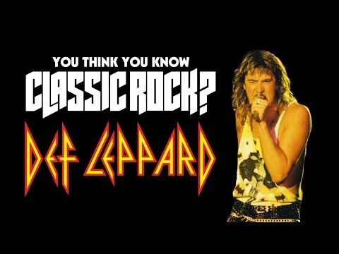 Def Leppard - You Think You Know Classic Rock? Mp3