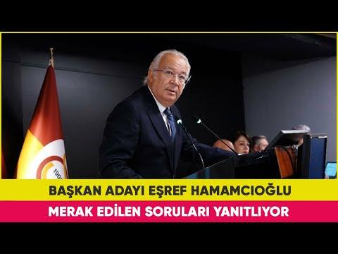Seçim Arenası #1 - Eşref Hamamcıoğlu