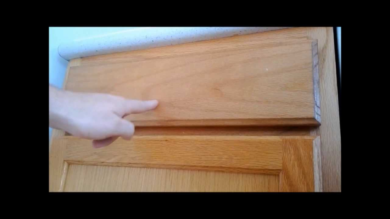 How To Install Cabinet Door Handles / Knobs Or Pulls   YouTube