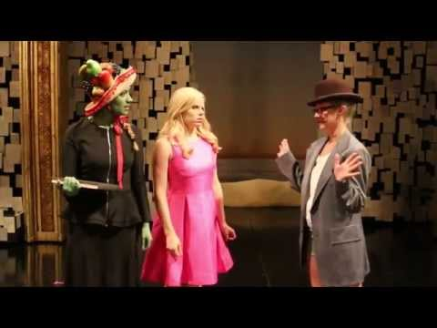 Drunk Broadway: Wicked the musical, ACT 1