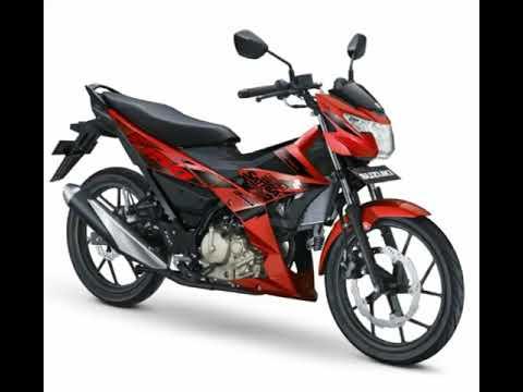 Kredit Motor Suzuki Satria 150 Dp.600.000