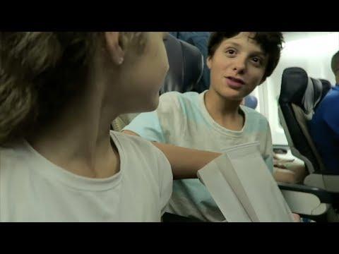 Sick on a Plane (WK 245.6) | Bratayley