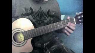 alex sirvent junto a ti guitarra acustica
