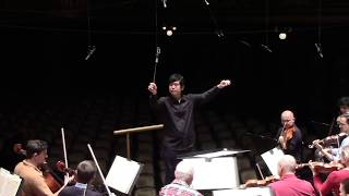Su-Han Yang conducts Zoltán Kodály: Peacock Variations