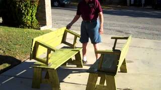 River City Ron Describes The Handcrafted Neat Seat.
