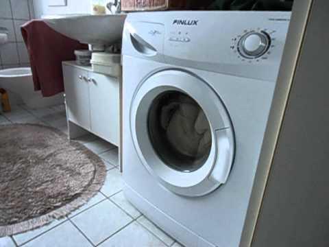 lebende waschmaschine youtube. Black Bedroom Furniture Sets. Home Design Ideas