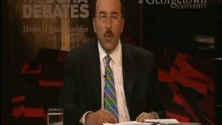 "US Government Should Not ""Get Tough"" on Israel - Dore Gold.Doha Debates"