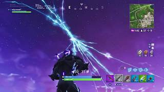 Trying to See the Fortnite Rocket Launch and Making a Critical Mistake