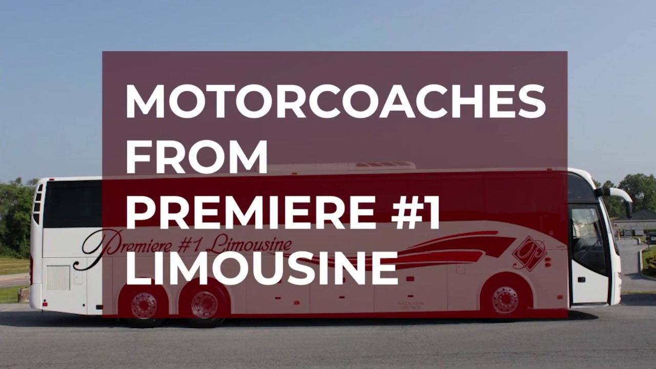 Motorcoach & Bus Rentals - Harrisburg, Hershey, York, & Lancaster PA