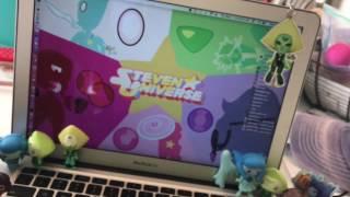 Steven universe diy phone cases