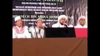 Video habib syech bin abdul qodir assegaf -  sholatun bissalamil mubin - Di Cungli Taiwan download MP3, 3GP, MP4, WEBM, AVI, FLV Maret 2017
