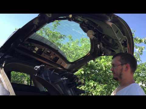Шумоизоляция автомобиля своими руками Mazda Cx 5  дверь багажника