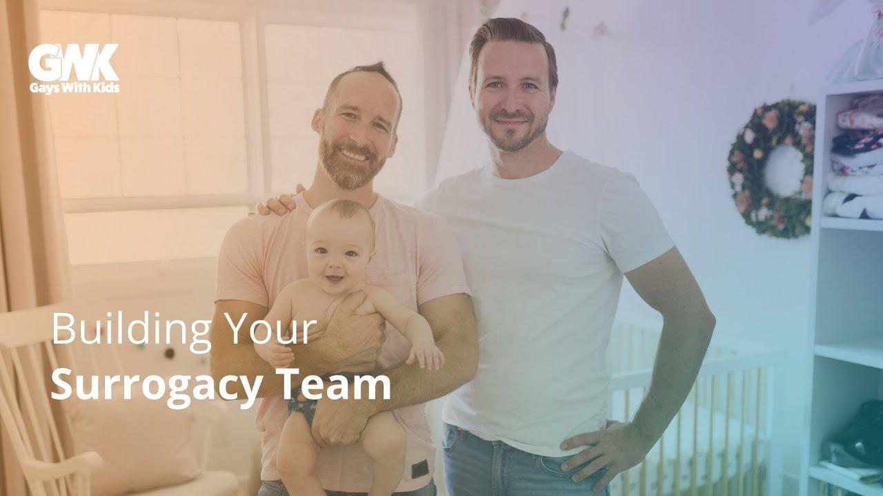 Building Your Surrogacy Team
