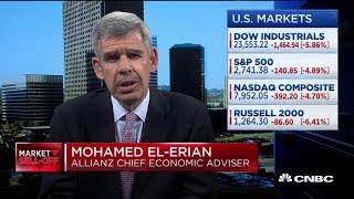 I would wait to put money to work: Allianz chief economic Advisor