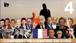 Comprendre l'Empire En Syrie (4) Quand Les Charlies soutenaient Al-Qaïda